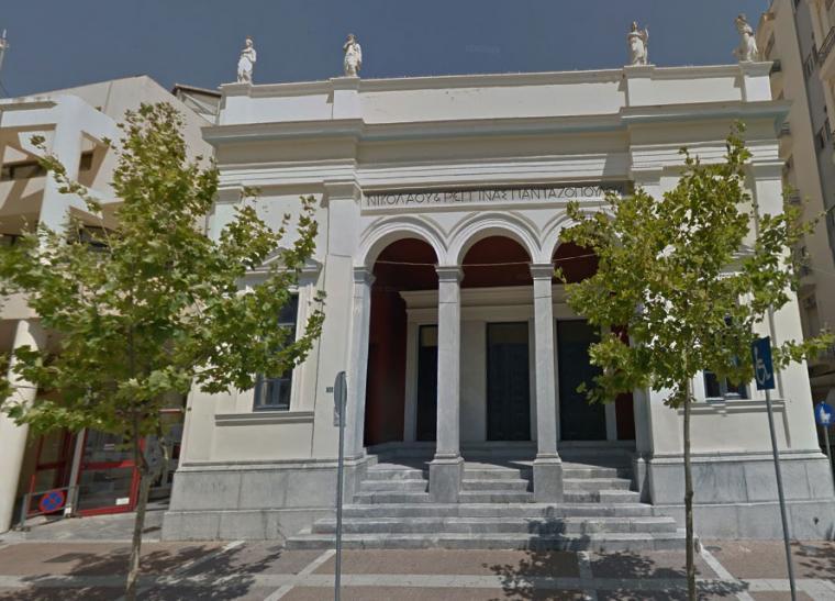 Αναβαθμίζονται Πνευματικό Κέντρο  και αμφιθέατρο «Θ. Αγγελόπουλος»