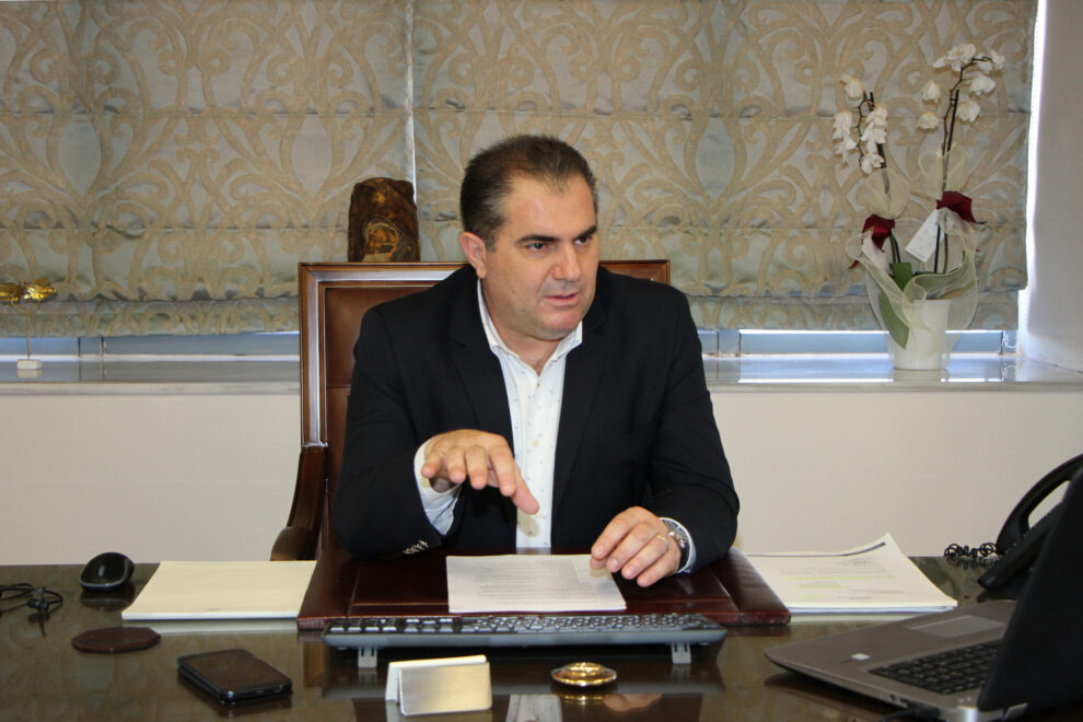 «Ανοίγει τη βεντάλια» της Δημοτικής Αρχής ο Θανάσης Βασιλόπουλος