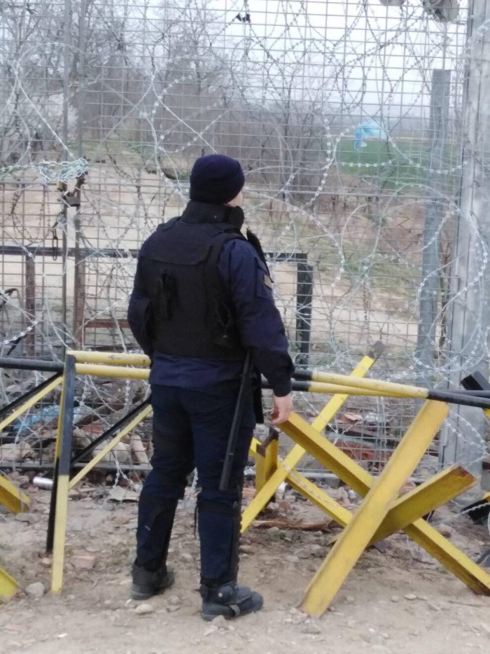 """Στην """"πρώτη γραμμή"""" στον Έβρο απέναντι στους """"Γκρίζους Λύκους""""  του Ερντογάν αστυνομικοί από Μεσσηνία & Λακωνία"""