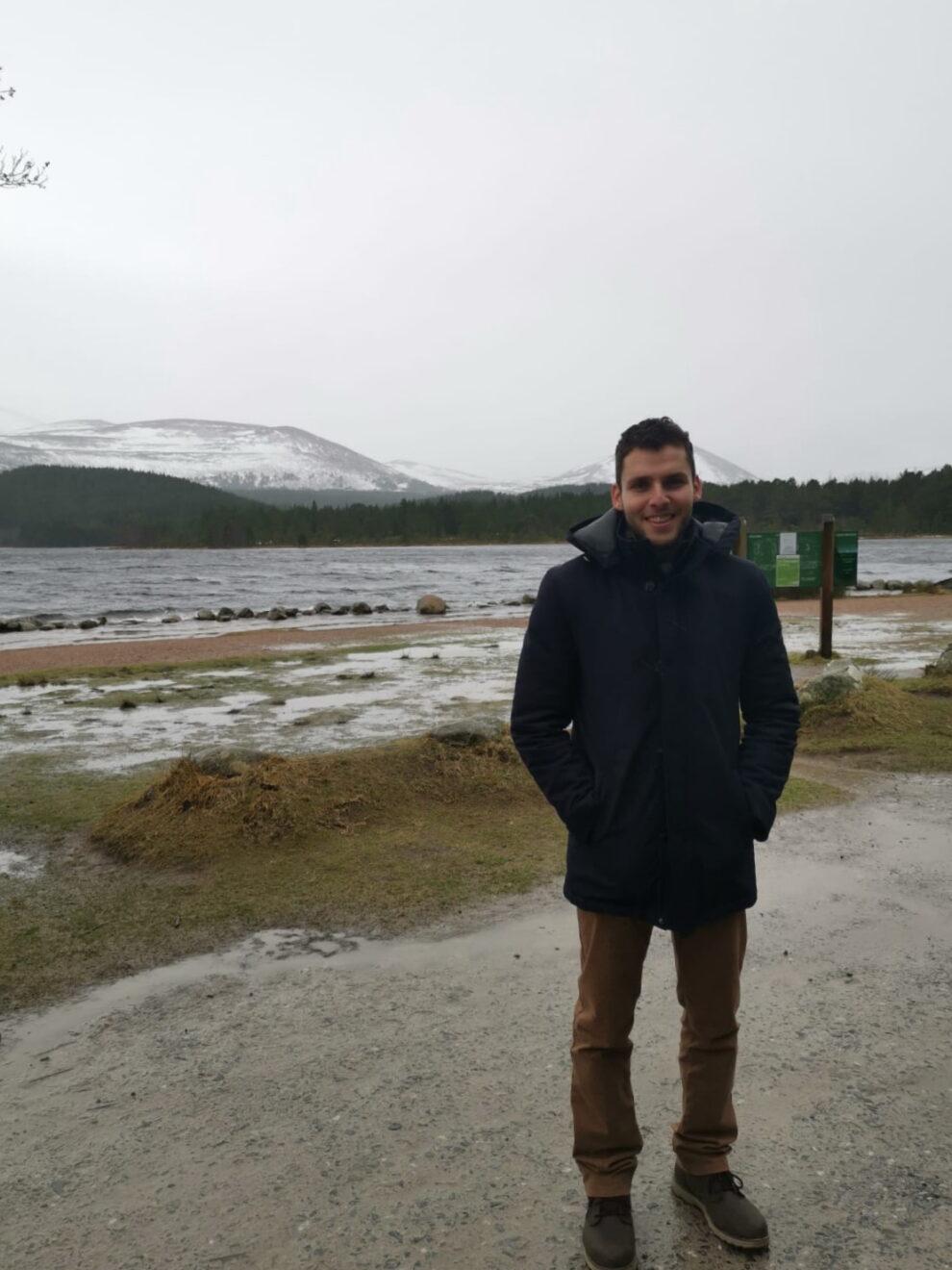 Ο Καλαματιανός μηχανικός  πετρελαίου στο Αμπερντίν της Σκωτίας