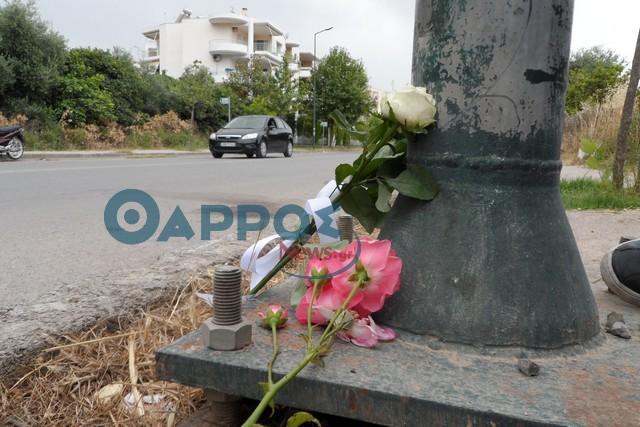 Νεκρός ο 18χρονος οδηγός της μηχανής στην οδό Κρήτης (Φωτογραφίες)