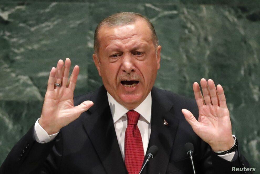 T. Ερντογάν: Από εδώ και πέρα η Ελλάδα θα είναι υπεύθυνη για τις συγκρούσεις στην περιοχή