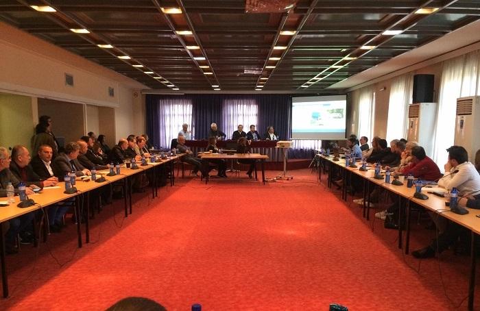 Το έργο διαχείρισης απορριμμάτων της Πελοποννήσου παρουσίασε η ΤΕΡΝΑ