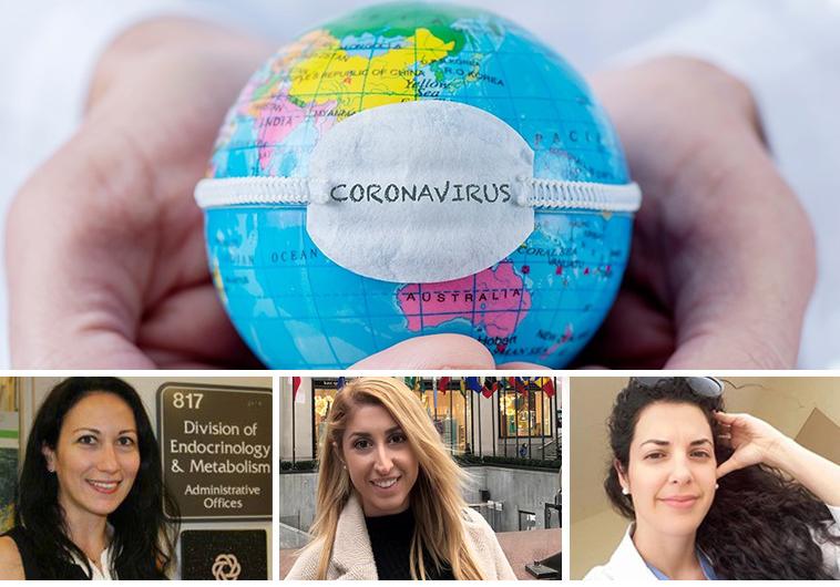 Καλαματιανοί του εξωτερικού μιλούν για τον κορωνοϊό στη χώρα που ζουν