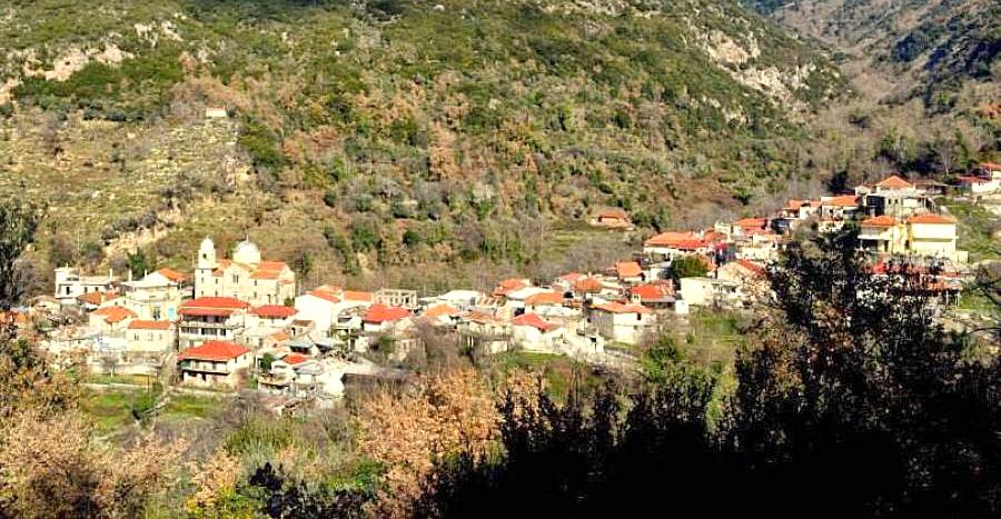 Να σταματήσουν οι μετακινήσεις προς τα χωριά της Αλαγονίας ζητά ο εφημέριος της περιοχής