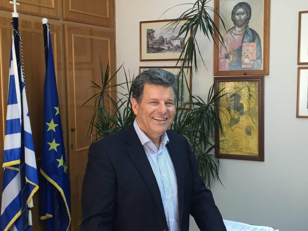Δημοπρατήσεις νέων έργων και εγκρίσεις διαγωνισμών από την Οικονομική Επιτροπή ανακοίνωσε ο Στάθης Αναστασόπουλος
