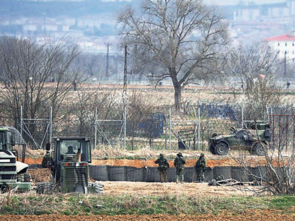 Σοβαρό περιστατικό στον Έβρο -Τούρκος στρατιώτης στόχευσε και πυροβόλησε Γερμανούς της Frontex