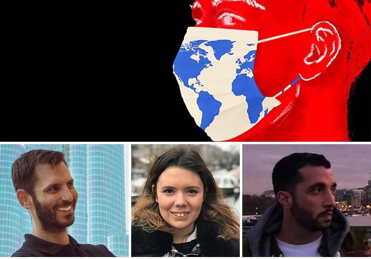 Τρεις ακόμα Καλαματιανοί μιλούν  για τον κορωνοϊό στη χώρα που ζουν