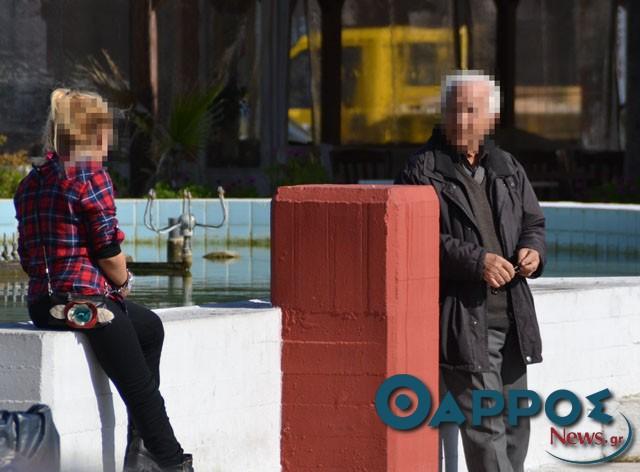 Καλαμάτα: Γυναίκα Ρομά έκλεψε ηλικιωμένο