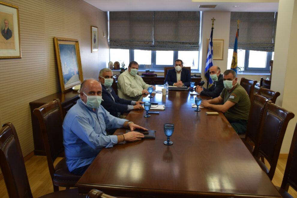 Μνημόνιο συνεργασίας Δήμου Καλαμάτας –  υπουργείου Προστασίας του Πολίτη για την επίλυση θεμάτων παραβατικότητας