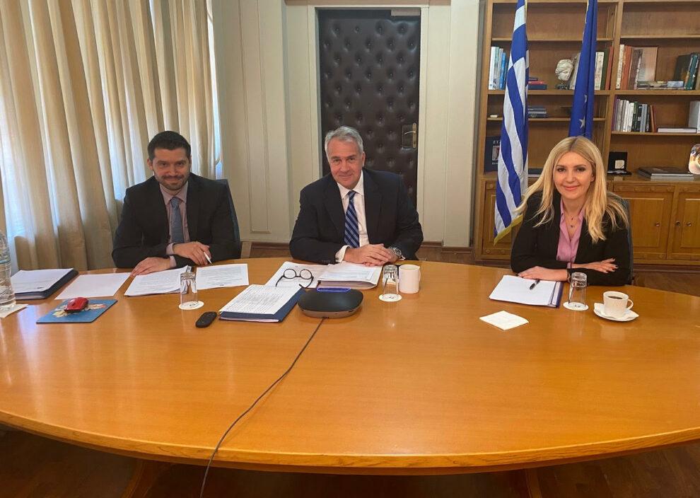 Μ. Βορίδης: Επιπλέον μέτρα για τον πρωτογενή τομέα της Ελλάδας