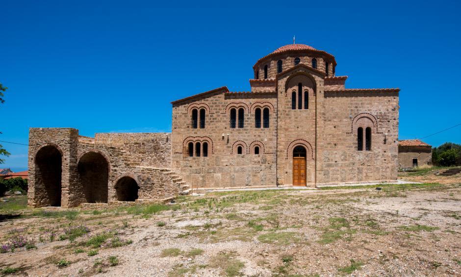 Παραδόθηκε η μελέτη του περιβάλλοντος χώρου του ναού Μεταμόρφωσης του Σωτήρος στη Χριστιανούπολη