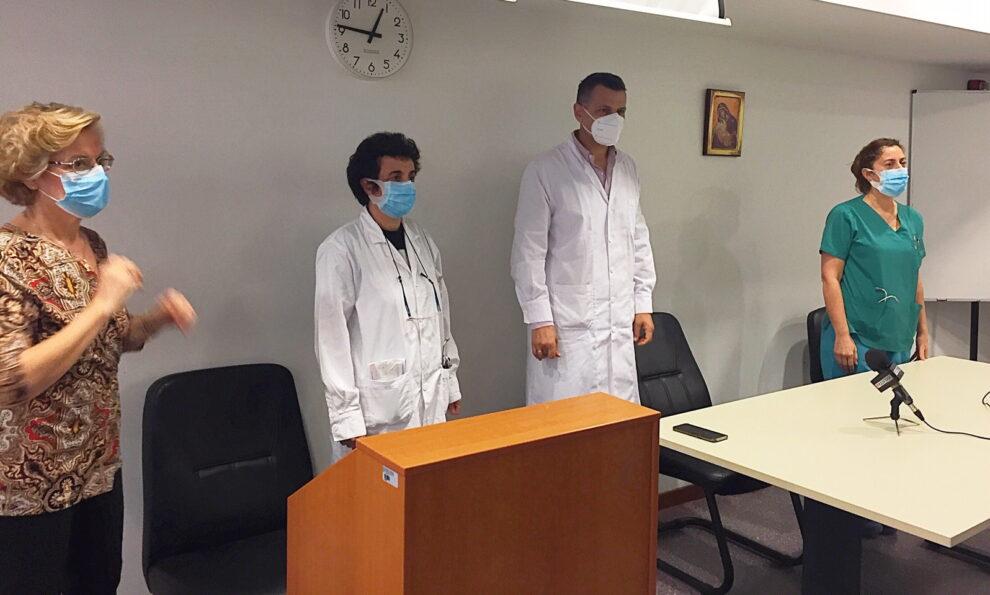 Νοσοκομείο Καλαμάτας: Επαναλειτουργεί σταδιακά με στόχο να τα πάει το  ίδιο καλά όσο και στην πρώτη φάση της πανδημίας