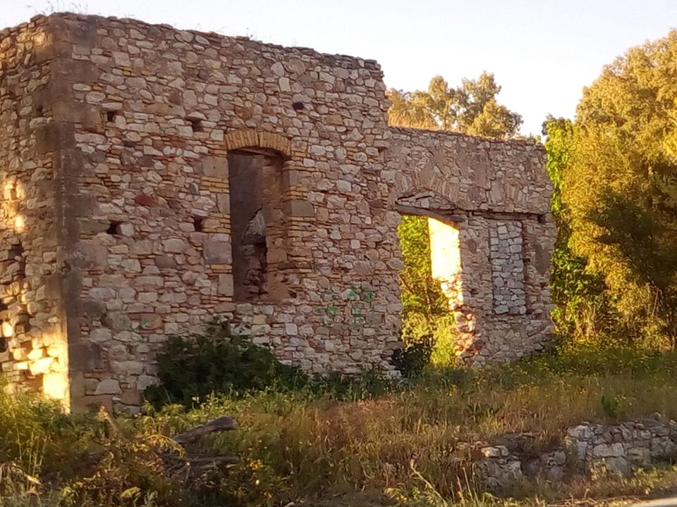 Πρόταση για τη διάσωση και ανάδειξη του Τελωνείου στην Μπούκα της Μεσσήνης