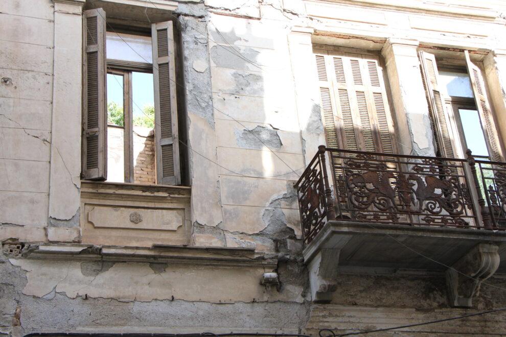 Υπεύθυνοι μόνο οι ιδιοκτήτες  για καταρρεύσεις διατηρητέων κτηρίων