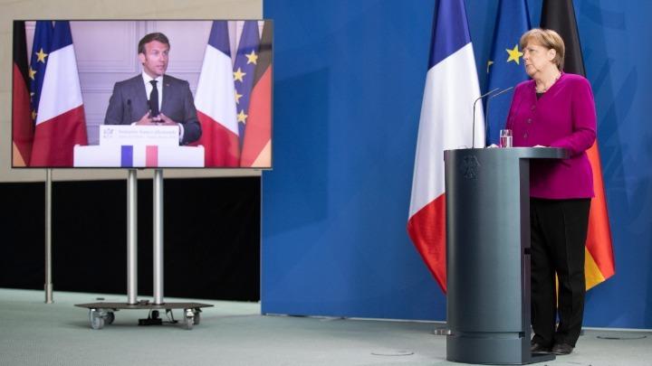 Ευρωπαϊκό «ταμείο ανάκαμψης» ύψους 500 δισ. προτείνουν Μέρκελ και Μακρόν