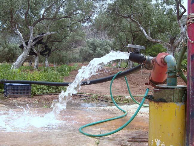 Γεωτρήσεις η λύση για την λειψυδρία στο Δήμο Καλαμάτας