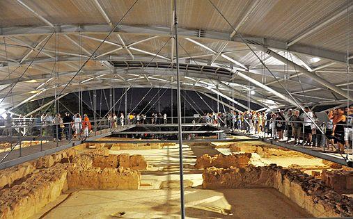 Κινηματογράφηση σε αρχαιολογικούς  χώρους και μουσεία της Μεσσηνίας