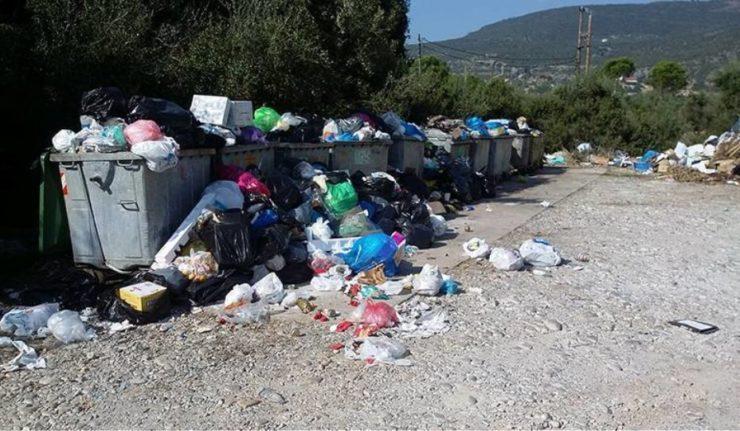 Στο ΧΥΤΑ Άμφισσας με συμφέρουσα τιμή  τα σκουπίδια του Δήμου Δυτικής Μάνης