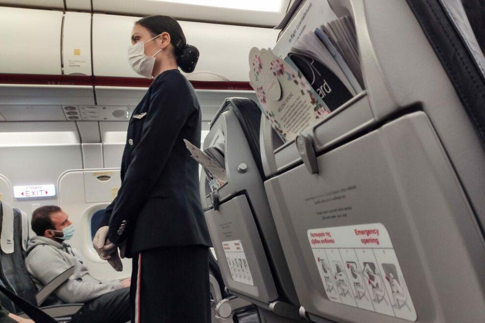 Παράταση αεροπορικής οδηγίας για τις πτήσεις εσωτερικού