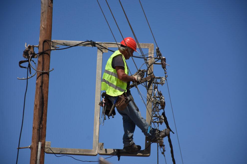 Διακοπές ρεύματος σε περιοχές της Καλαμάτας και της Πύλου