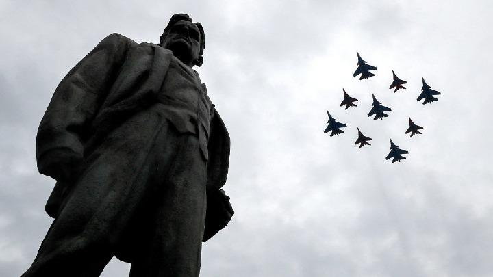 75 χρόνια από το τέλος του Β' Παγκόσμιου Πολέμου στην Ευρώπη