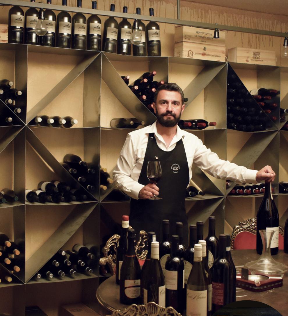 D.O.C Wine Bar – Ταξίδι Εκλεκτής Οινοποσίας
