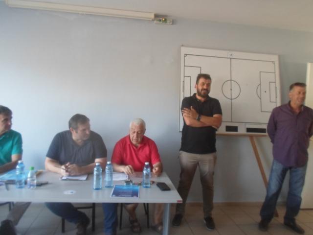 Εκλογές με πρωτοφανή συμμετοχή και νέα διοίκηση στον Σύνδεσμο Προπονητών Ποδοσφαίρου Μεσσηνίας
