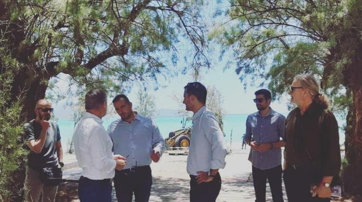 Στην Καλαμάτα ο Αλ. Χαρίτσης – Στην πρώτη γραμμή των συζητήσεων  μείζονα θέματα της Μεσσηνίας