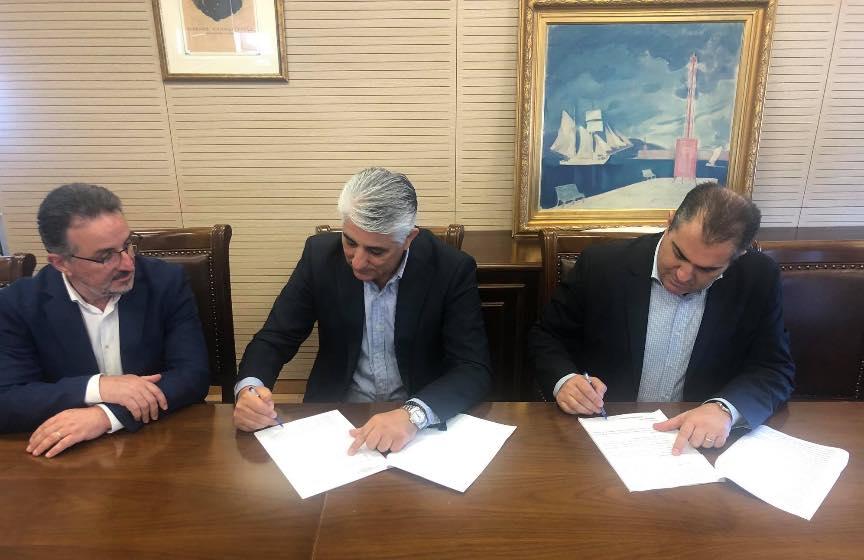 Προγραμματική σύμβαση με τη «Βιώσιμη Πόλη» μεταξύ Δήμου Καλαμάτας και προέδρου δικτύου πόλεων