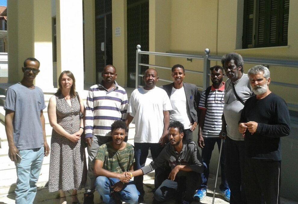 Φιλιατρά: Ελεύθερος ο 29χρονος Σουδανός,  επιφυλάχθηκε για κάθε έννομο δικαίωμά του