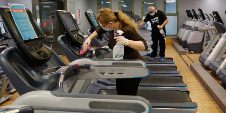 Άρση μέτρων: Ανοίγουν τα γυμναστήρια – Επανεκκίνηση σε τουρισμό και πολιτισμό