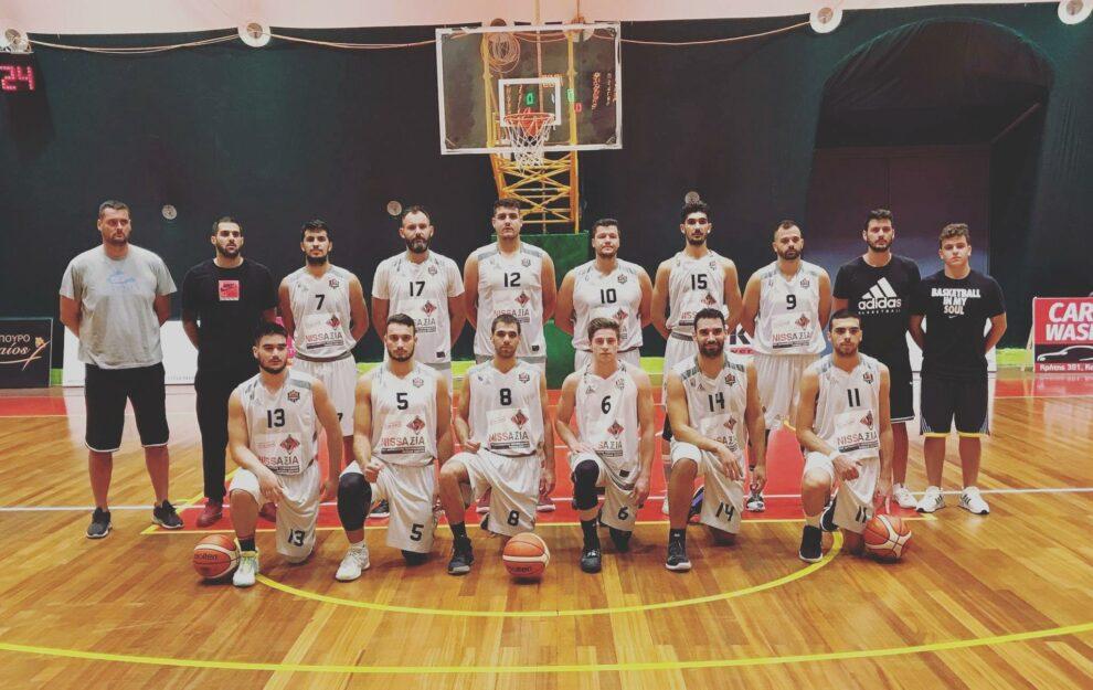 Ανανέωσε ο Νώντας στην Καλαμάτα BC-Με Κρήτη και Πελοπόννησο οι μεσσηνιακές ομάδες