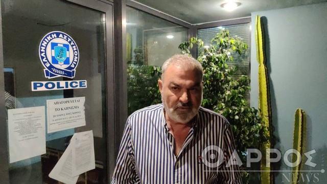Συνελήφθη και ο δήμαρχος Τριφυλίας για τα σκουπίδια στο Αλιμάκι
