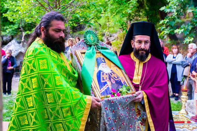 Η εορτή του Αγίου Λουκά  του Ιατρού στη Νέδουσα