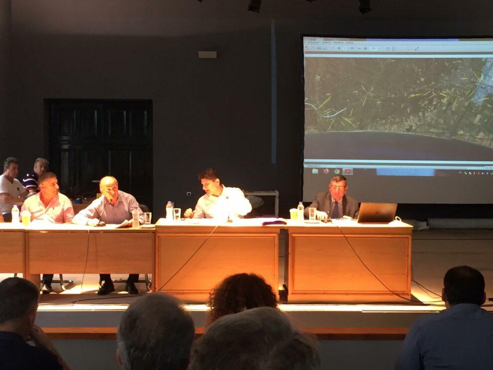 Μεσσήνη: Δείτε ζωντανά το Δημοτικό Συμβούλιο που συνεδριάζει για το Καλαμάτα- Ριζόμυλος