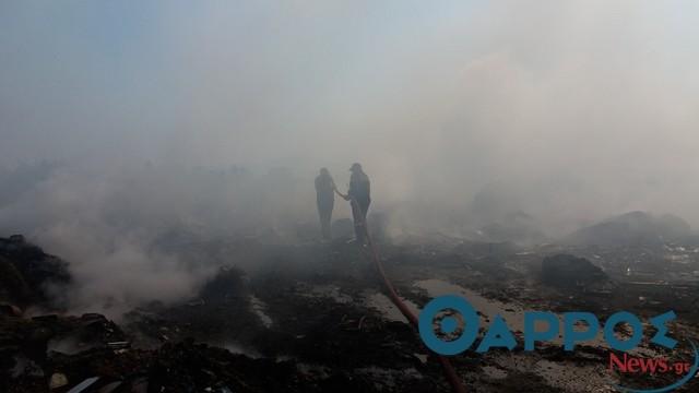Πυροσβεστική για ΧΑΔΑ: Κάθε πέρσι  και καλύτερα σε αντιπυρικά μέτρα