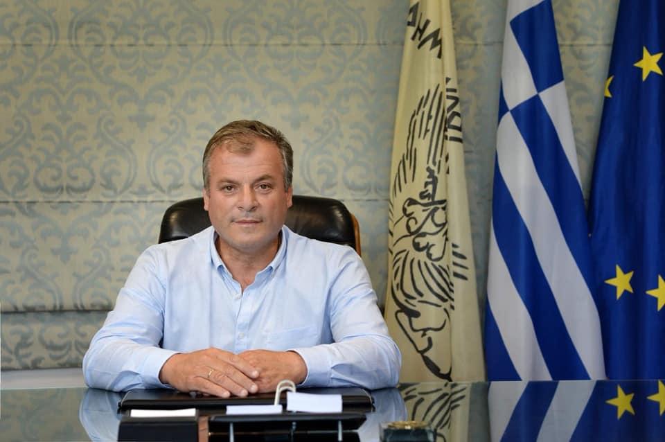 """Δήμαρχος Πύλου Νέστορος Π. Καρβέλας: """" Έκκληση σε όλους τους συνδημότες μου να μην μετακινούνται άσκοπα & να τηρούν τα μέτρα προστασίας """""""