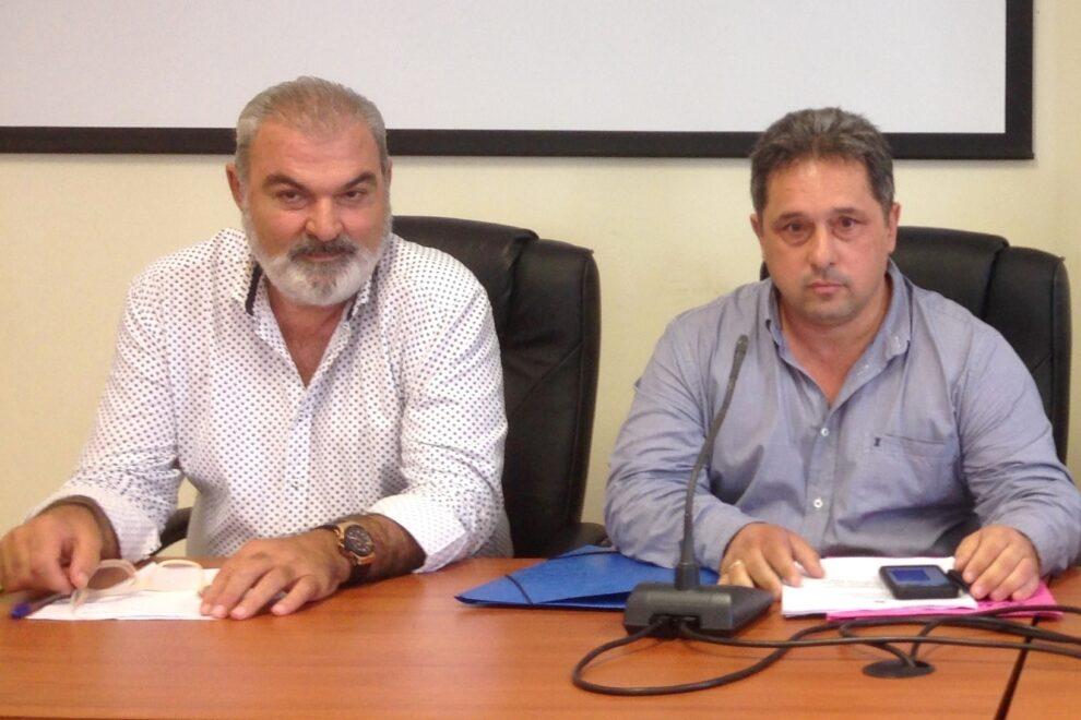 Παραιτήθηκε ο Λεβεντάκης, ασκών χρέη προέδρου ΔΕΥΑΤ ο Αυρηλιώνης