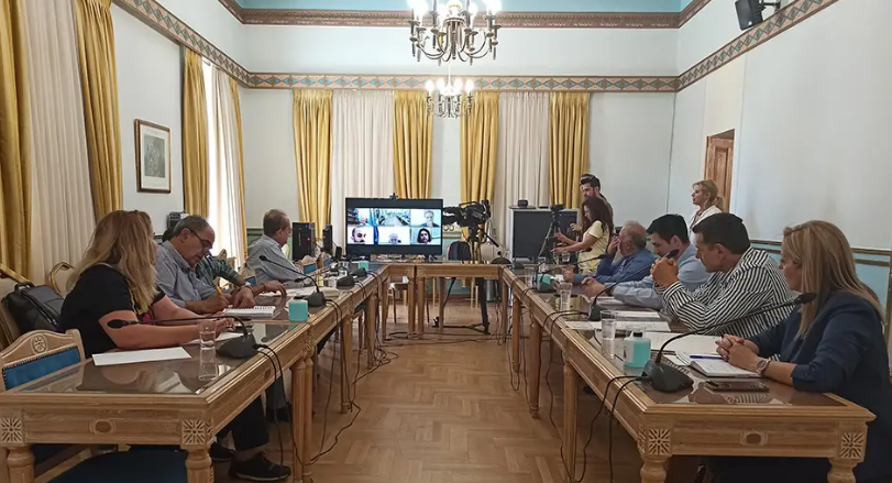 Επιμένει ο Παν. Νίκας  στο αίτημα για νοσοκομείο αναφοράς στην περιφέρεια Πελοποννήσου
