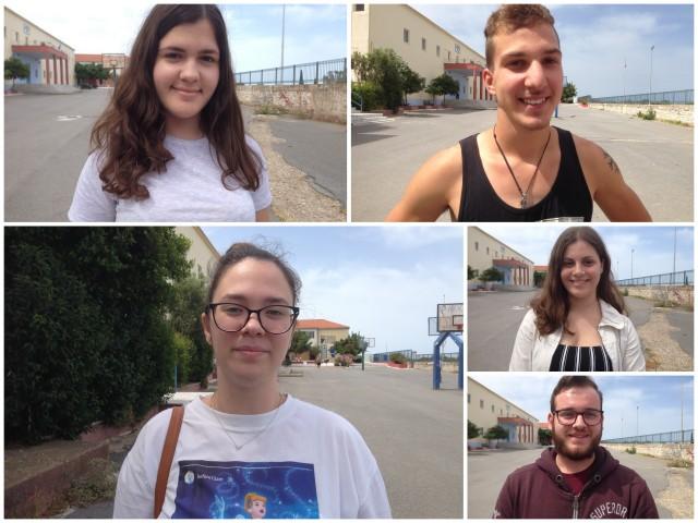 ΓΕΛ Κυπαρισσίας: Μέτρα προστασίας και αισιοδοξία για τις εξετάσεις