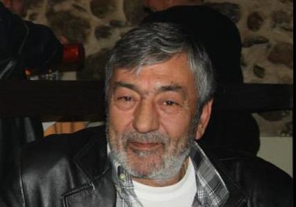 Ο Χρήστος Ζερίτης αποχαιρετά τον Τάκη Κυριακόπουλο