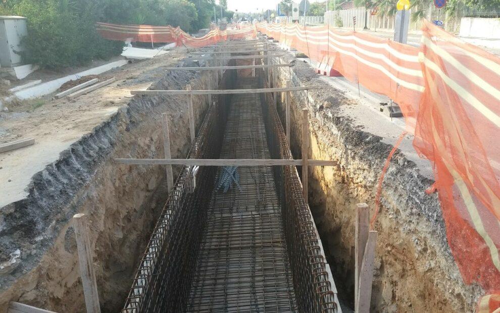 Αναμένεται η ανακοίνωση υλοποίησης του  αντιπλημμυρικού έργου νότια της Ευριπίδου
