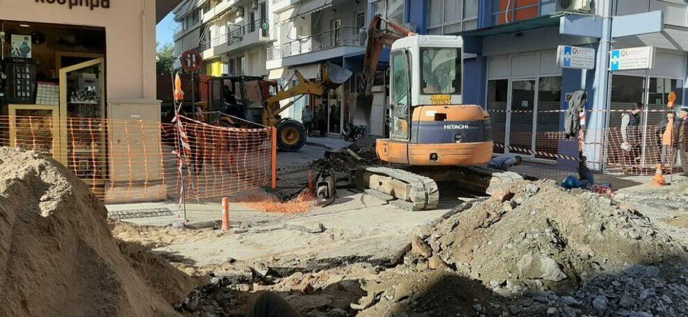 Ανοικτό εργοτάξιο για τα  επόμενα χρόνια ο Δήμος Καλαμάτας