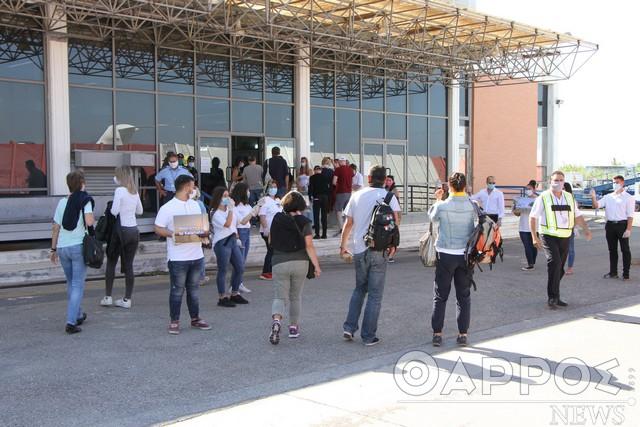 Έξι ακόμα συλλήψεις στο αεροδρόμιο Καλαμάτας