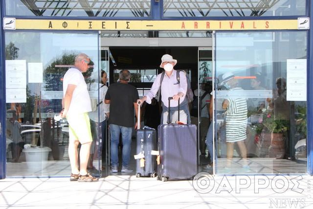 Αεροδρόμιο Καλαμάτας: Οι Π. Νίκας και Θ. Βασιλόπουλος  «ευλόγησαν» την παραχώρηση…
