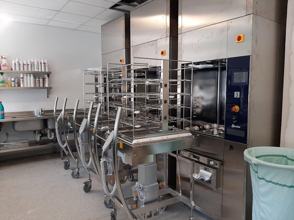Νοσοκομείο Καλαμάτας: Ολοκληρώθηκε το έργο της κεντρικής αποστείρωσης και συνεχίζονται οι δωρεές