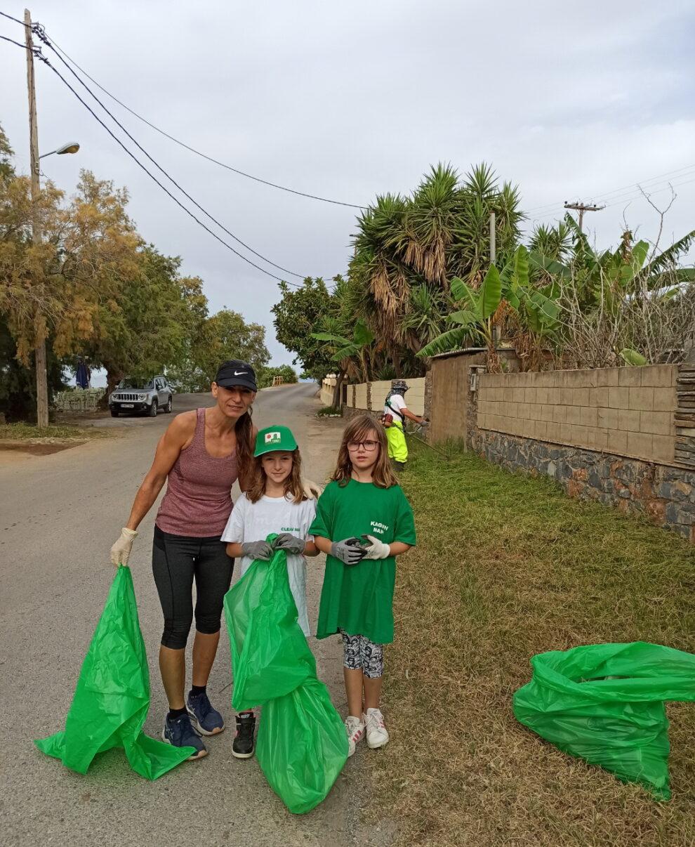 Εθελοντικοί καθαρισμοί στο Δήμο Δυτικής Μάνης