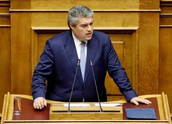 Μίλτος Χρυσομάλλης: Ξεκάθαρη πολιτική συναλλαγή  ΣΥΡΙΖΑ- Χρυσής Αυγής