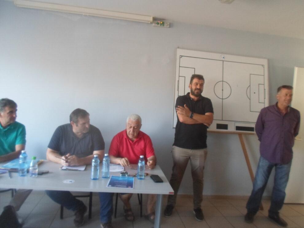 Επιμορφωτικό σεμινάριο προπονητών ποδοσφαίρου από τον Σύνδεσμο Μεσσηνίας και την ΕΠΣΜ
